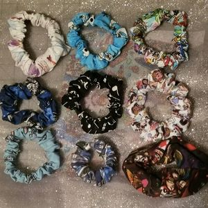Disney Scrunchies